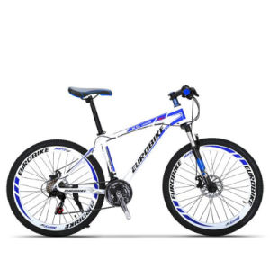 Aluminum Alloy Disc Brake Mountain Bicycle pictures & photos