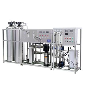 Factory Water Treatment Filter System / Plant for Water pictures & photos