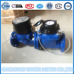 Split Type Prepaid Water Meter with Electrically Operated Valve pictures & photos
