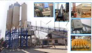 120m3/H Concrete Mixing Plant Manufacturer, Concrete Wet Batch Plant pictures & photos
