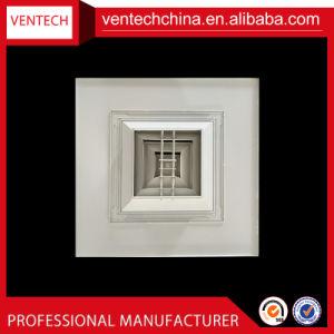 Ventilation Europe Design Swirl Square Diffuser pictures & photos