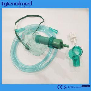 Adjustable PVC Oxygen Venturi Mask for Hospital Usage pictures & photos