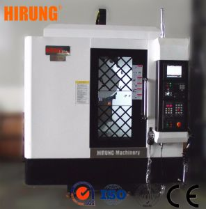 High Precision CNC Metal Drilling Machine for Mass Production Mobile Cover Processing HS-T6 pictures & photos