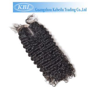 Best Hair Extension Brazilian Lace Closure 4*4 pictures & photos