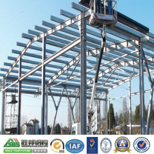 2015 Sbs High Quality Steel Prefabricated Houses/Building pictures & photos