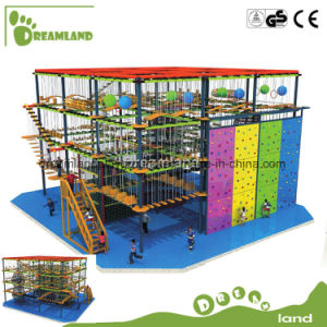 Top Quality Rope Course and Rock Climbing Adventure, Rope Course pictures & photos