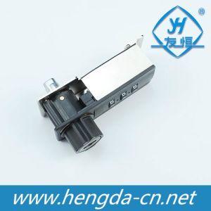 Yh2021 4 Digital Wooden Cabinet Combination Lock Cam Locker Lock pictures & photos