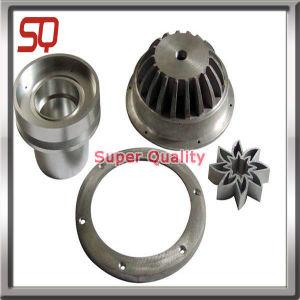 CNC Aluminium Steel Zinc Metal Machined Parts pictures & photos