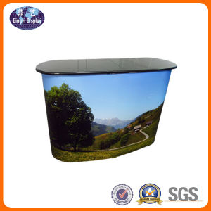 Exhibition Promotion Display Counter, Pop up Table (PM-07-C) pictures & photos