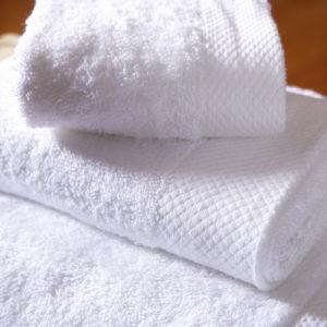 OEM Hot Sale Hotel Textile 100% Cotton Towel (JRC003)