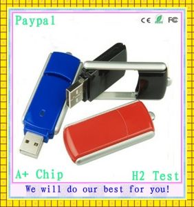 Full Capacity Fast Delivery Swivel USB Stick (GC-F322) pictures & photos