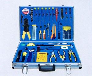 Aluminum Case and Tools