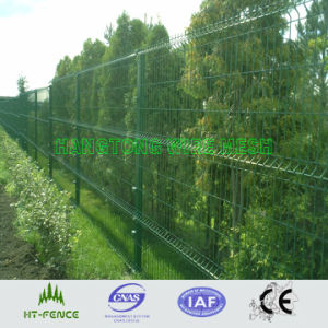 Triangular Bending Wire Mesh Fence (HT-W-010) pictures & photos