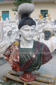 Stone Marble Sculpture Head Bust for Figurine Statue (SY-S265) pictures & photos