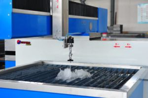 CNC Waterjet Machine, CNC Cutting Machine pictures & photos