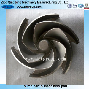 Lost Wax Casting Goulds Pump Impeller 6X8-13 pictures & photos