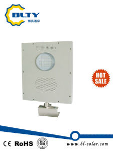 12W Intergrated Solar Street Light pictures & photos