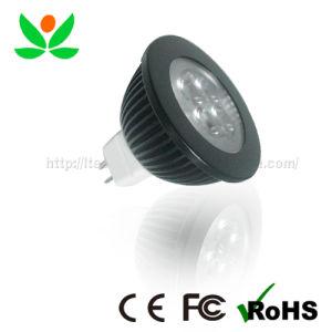 4W CREE Chips MR16/GU10 LED Spotlight