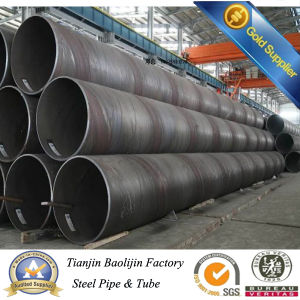 Large Diameter SSAW Spiral Welded Steel Pipe pictures & photos