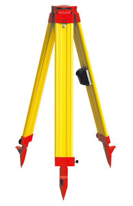 Wooden Tripod (JM-1A) for Total Station/Theodolite/ Auto Level with High Quality pictures & photos