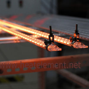 Twin Tube Infrared Heating Lamp pictures & photos