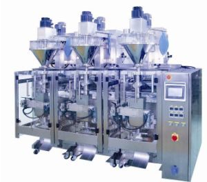 VFFS Triplet Powder Packaging Machine (DXDV-FT420) pictures & photos