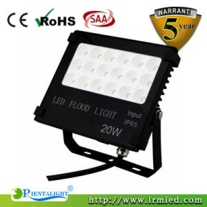 Court Garden Outdoor Lamp 100W Slim LED Flood Light pictures & photos