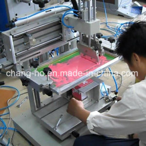 Tabletop Flatbed Serigrafia Equipment pictures & photos