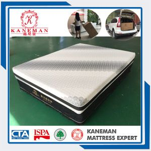 Best Care Healthy Latex Foam Mattress Gel Memory Foam Mattress pictures & photos