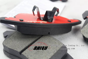 Auto Parts Car Parts for Sagitar 1.4/1.8t Front Pads