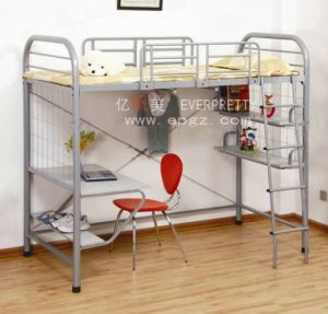 Cheap Metal Bunk Bed Furniture Student Bedroom Furniture School Dormitory Furniture pictures & photos