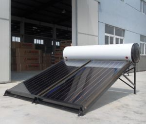 Integrated Flat Solar Panel Water Heater pictures & photos