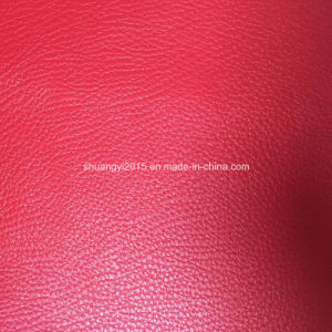 Sylx160530-31 Semi PU Synthetic Leather for Shoes pictures & photos