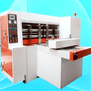 Lead Edge Feeding Automatic Rotary Die Cutter pictures & photos