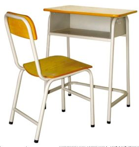 Primary student desk and chair china primary school - Student desk and chair set ...
