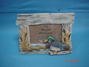 Resin Duck Picture Frame (SF1158)