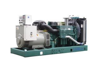 500Kva Volvo Diesel Genset (HHV500) pictures & photos