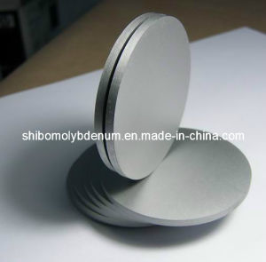 Polished Molybdenum Disc for Semiconductor pictures & photos