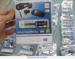 2GB Memory Stick PRO Duo Mark2 Card
