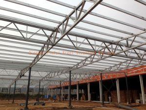 Galvanized Steel Truss Frame Workshop