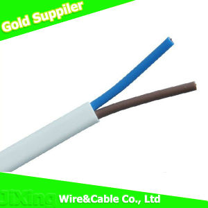 Flat Cable PVC Outer Sheath Electric Copper Wire pictures & photos
