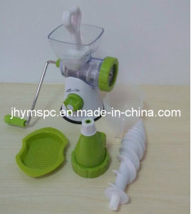 2014 Newest All-in-One Fruit Juicer and Multi Mini Meat Mincer