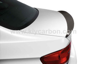 Carbon Rear Spoiler for BMW pictures & photos
