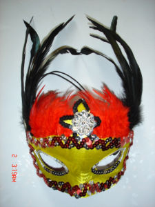 Feather Mask - 3