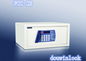 High Security Electronic Hotel Safe Box for Hotel or Home Using From China pictures & photos
