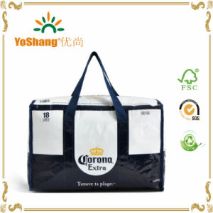 Large 18L 24can Cooler Cool Bag Box Picni Food Drink Lunch Duffle Insulated Bag pictures & photos