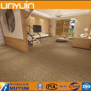 Glue Down Carpet Grain Vinyl Floor Tile pictures & photos