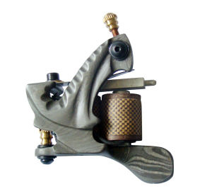 Damascus Tattoo Machine (D17)