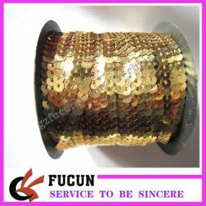 PVC Sequin Trimming (FPS-V08)