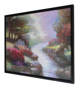 Room Heating Radiator with Beautiful Painting and Thermostat pictures & photos